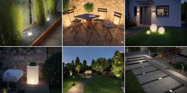 Jak oświetlić ogród i taras – poradnik doboru lamp zewnętrznych LED