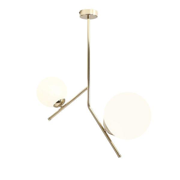 lampa-wisząca-szklane-klosze-złota