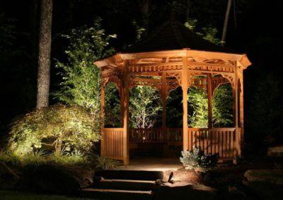 Wbijane reflektory ogrodowe LED - gdzie znajdą zastosowanie?