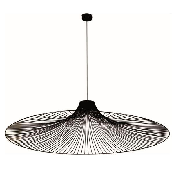 druciana lampa nad stół nowoczesna