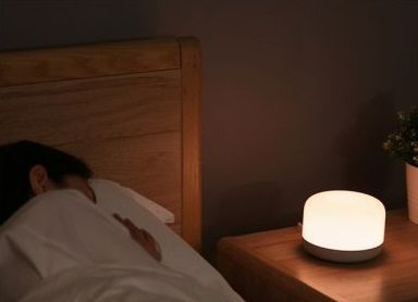 lampka nocna dla dziecka sterowana telefonem