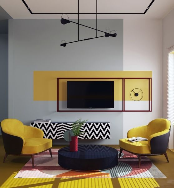 salon w kolorach 2021