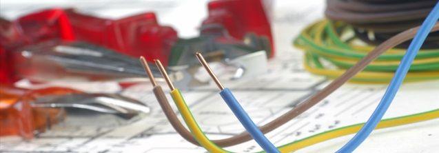 schematy na instalacji oświetlenia