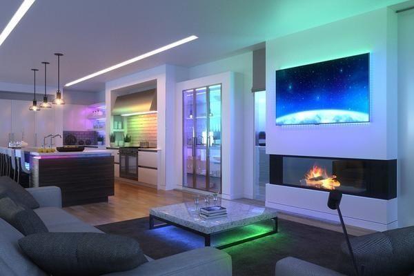 żarówki inteligentne LED do domu