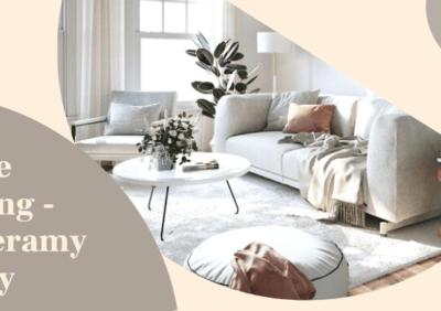 Home Staging –  ranking modnych lamp w niskich cenach od Kaja Oświetlenie