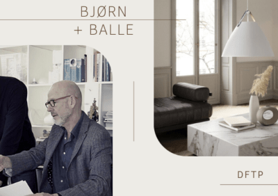 Bjørn + Balle - projektanci DFTP