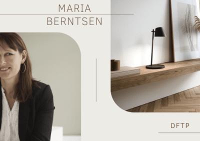 Maria Berntsen - projektanci DFTP