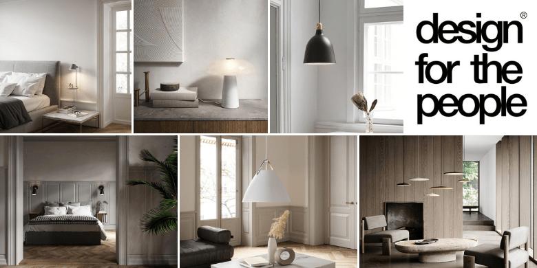 Design For The People - innowacyjne lampy DFTP i oświetlenie w dobrym stylu