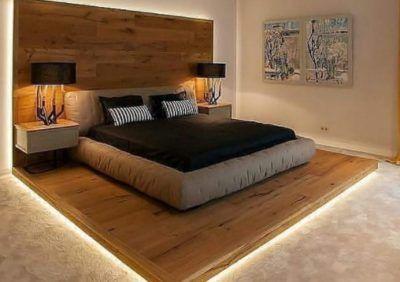 Jak zrobić oświetlenie LED łóżka w sypialni. Łatwy i prosty sposób!