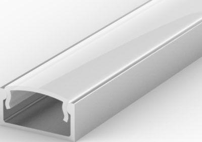 Montaż taśmy LED na suficie lub ścianie. Listwy i profile do ledów