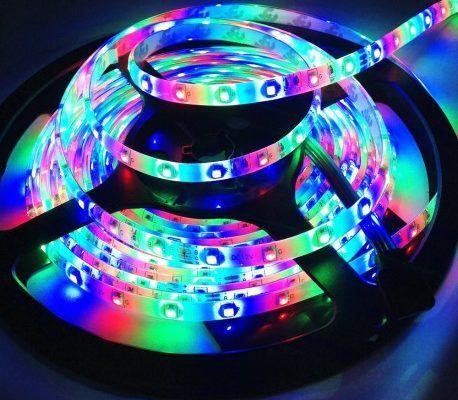 Jak podłączyć taśmę RGB do sterownika RGB? Poradnik