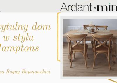 Zapraszamy do domu Bogny Bojanowskiej – redaktor naczelnej Magazynu MINT