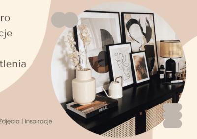 Styl Retro – aranżacje wnętrz i oświetlenia, galerie, zdjęcia, inspiracje vintage
