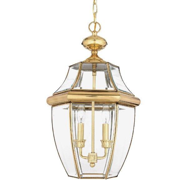 lampa wisząca na balkon