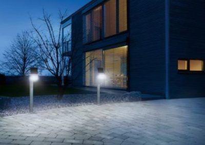Jak działają lampy solarne – budowa i charakterystyka