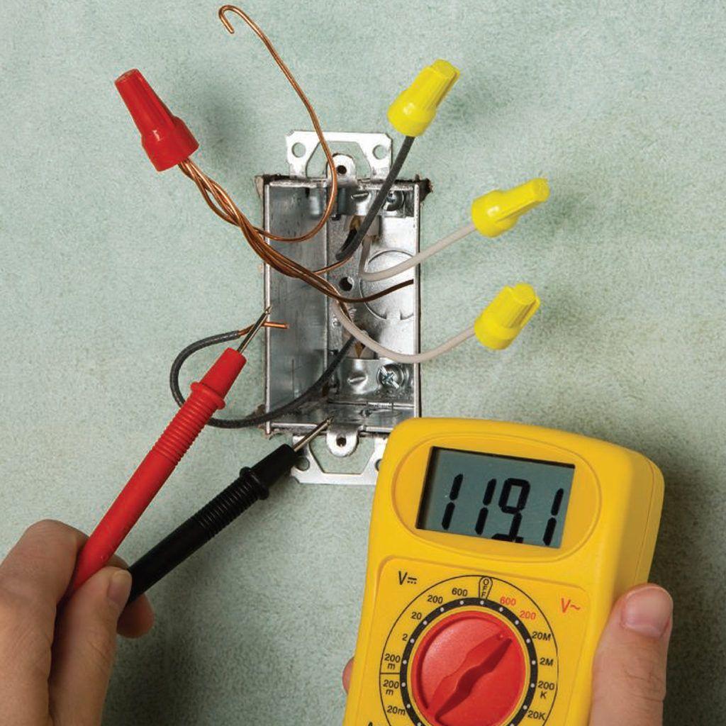 jak sprawdzić kabel próbnikiem napięcia