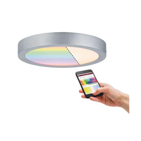 Lampa sufitowa z regulacją światła