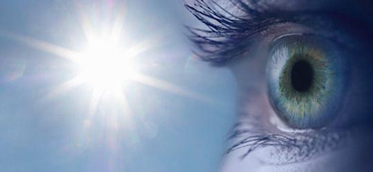 światło dzienne a zdrowie oczu