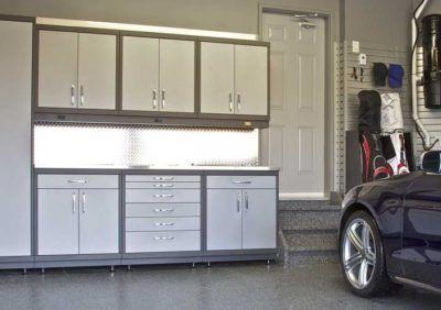 Oświetlenie warsztatu – jak dobrać lampy i oprawy do garażu?