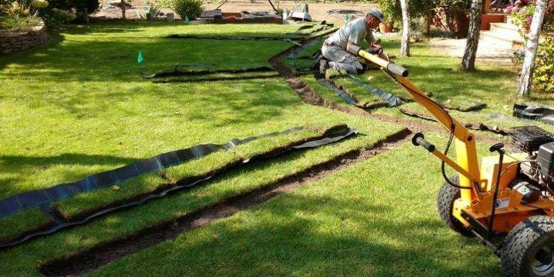 Jaki przewód elektryczny wybrać do ziemi przy oświetleniu ogrodu?