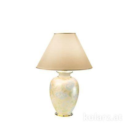 lampa stołowa, klasyczna podstawa z ceramiki