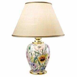 Lampa stołowa GIARDINO PANSE XS - Kolarz - ceramika, tkanina