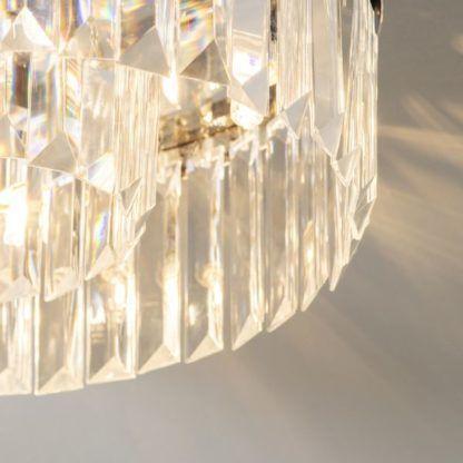 kryształowy plafon