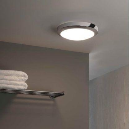 nowoczesny plafon do łazienki