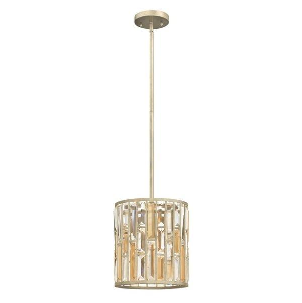 lampa wisząca z krysztalkami