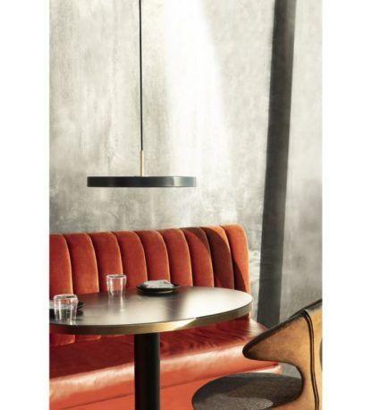 lampa wisząca nad stół talerz