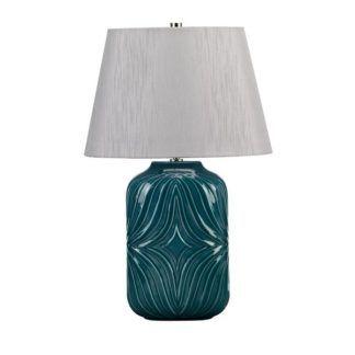 Lampa stołowa Azura - Ardant Decor - ceramika