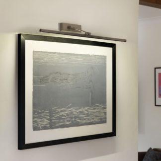 Kinkiet podłużny Goya 760 LED - Astro Lighting - srebrny