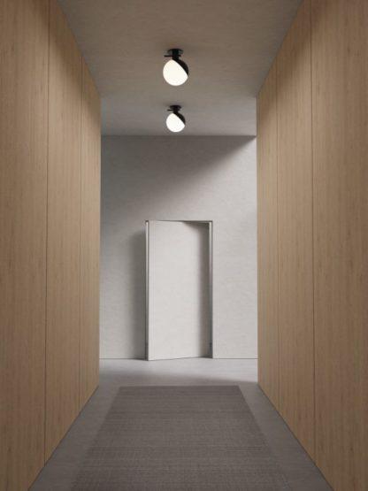 lampa sufitowa na korytarz nowoczesna