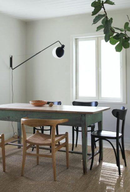 kinkiet nad stół długie ramię