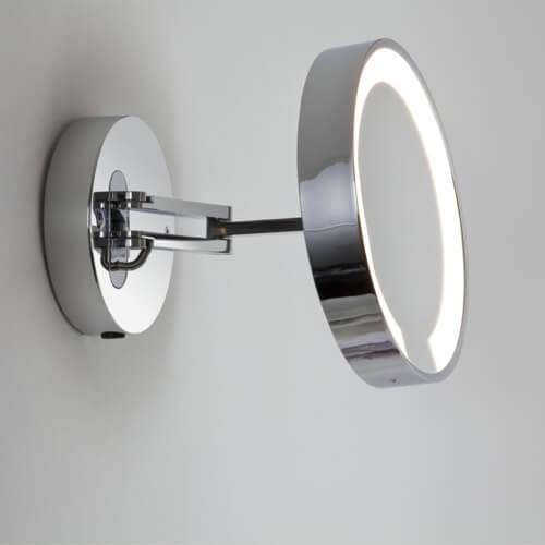 Podświetlane Lustro Catena Astro Lighting Ip44 Polerowany Chrom
