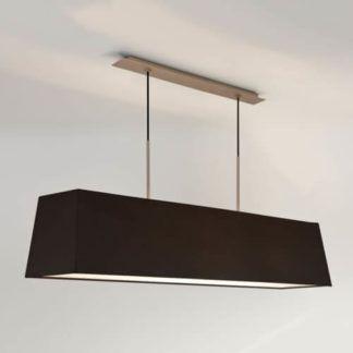 Lampa wisząca Rafina - Astro Lighting - srebrny mat