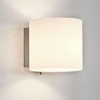 Szklany kinkiet Luga - Astro Lighting - okrągły