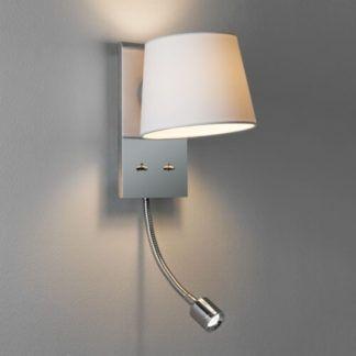 Designerski kinkiet Sala - Astro Lighting - polerowany chrom