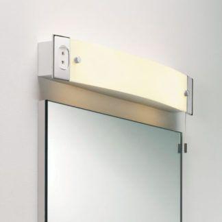 Nowoczesny kinkiet Shaver - Astro Lighting - wbudowany kontakt