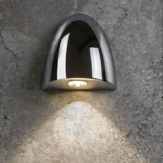 Minimalistyczny kinkiet Orpheus - Astro Lighting - polerowany chrom, LED