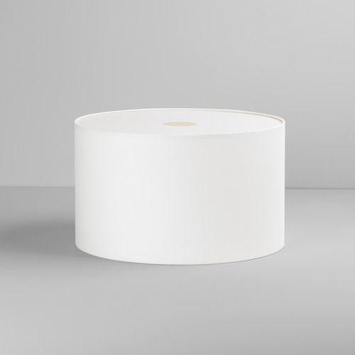 biały abażur do lamp podłogowych