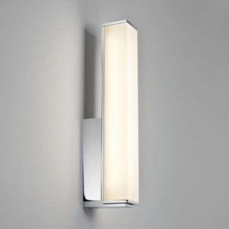 Nowoczesny kinkiet Karla - Astro Lighting - mleczny, chrom