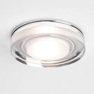 Okrągła lampa sufitowa Vancouver - Astro Lighting - przezroczysta