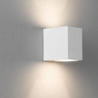 Gipsowy kinkiet Mosto - Astro Lighting - możliwość pomalowania