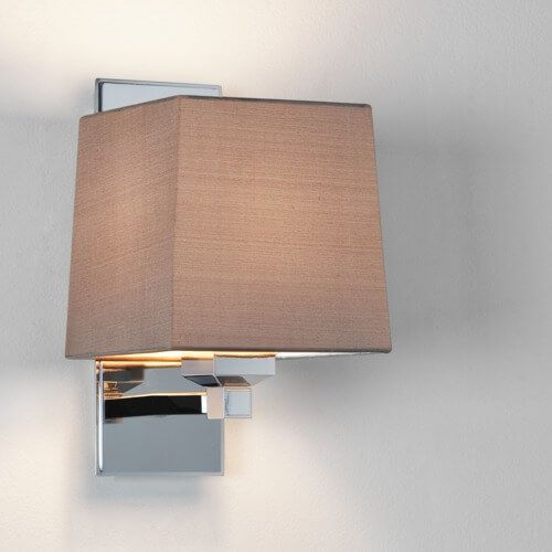 Elegancki kinkiet Lambro - Astro Lighting - polerowany nikiel