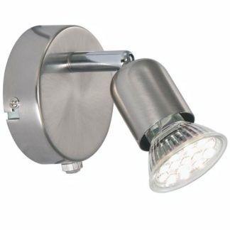 Nowoczesny kinkiet Avenue - Nordlux - metalowy, LED