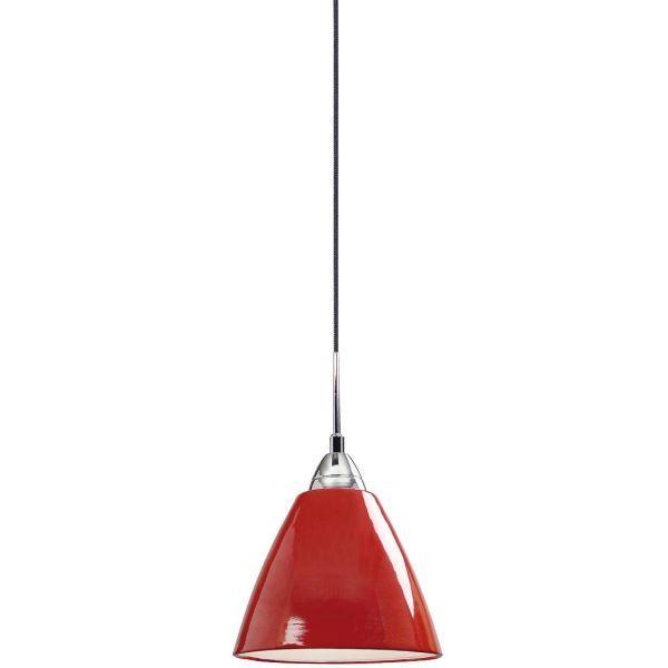 nowoczesne lampy wiszące lakierowane kolory