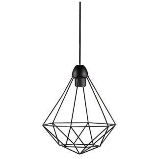 Druciana lampa wisząca Tees - Nordlux - ażurowy klosz