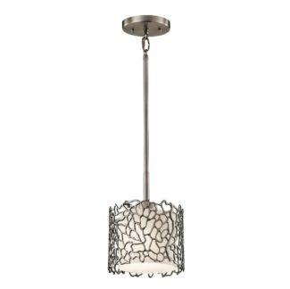 Dekoracyjna, mała lampa wisząca Adeza - Ardant Decor - metalowa
