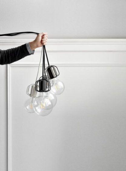 nowoczesne, dekoracyjne lampy wiszące do żarówek edisona